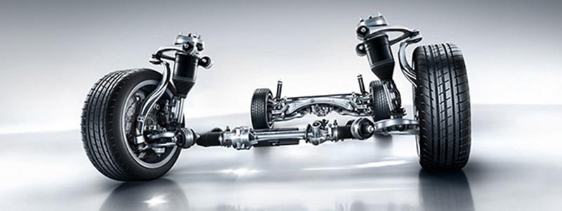 hệ thống treo dynamic body control của mercedes c300