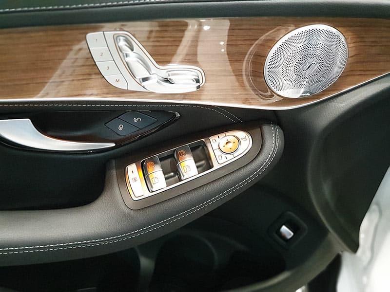 mercedes glc 250 model 2019