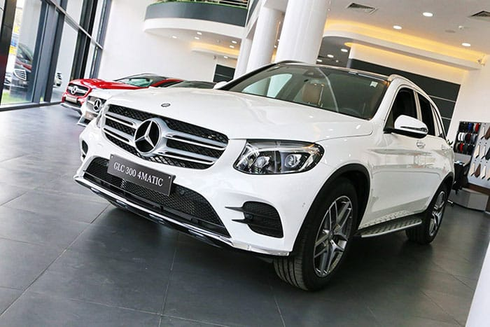 Mercedes GLC 300 4Matic