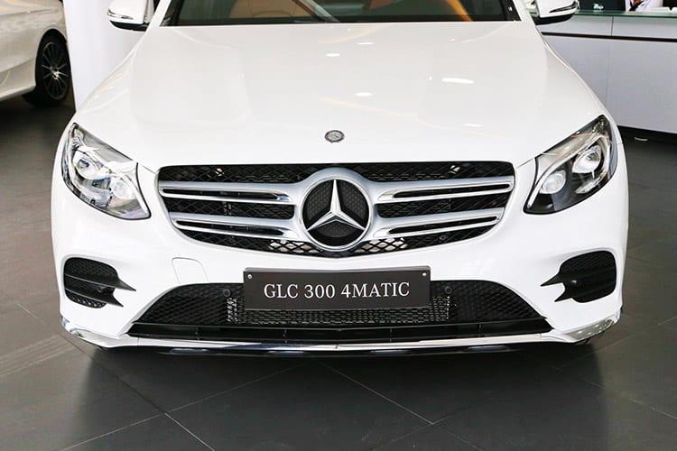 Thiết kế của xe Mercedes GLC 300