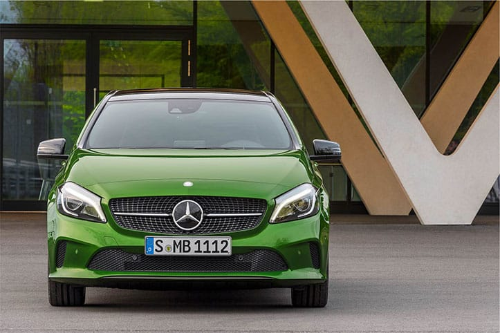 Tổng quan Mercedes A200