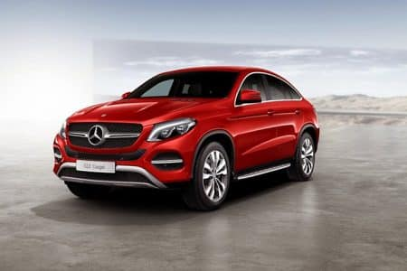 Mercedes GLE 400 4Matic Coupe