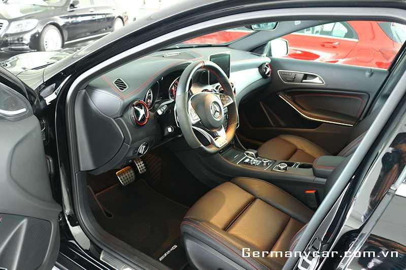Mercedes GLA 45 2018