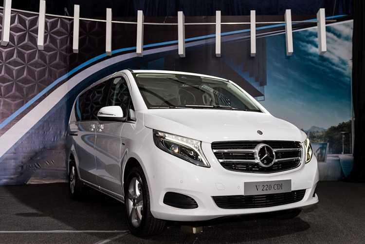 Mercedes-Benz V 200 CDI Avantgarde