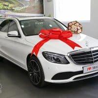 giới thiệu xe Mercedes C200 Exclusive