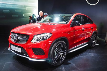 Mercedes GLE 450 4Matic Coupe