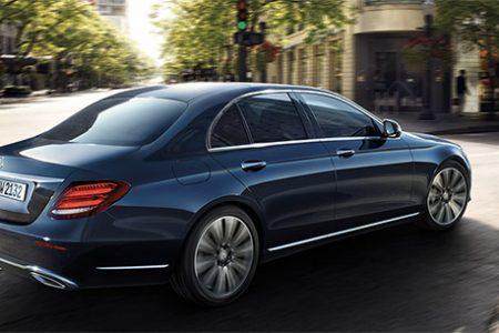 Mercedes E250 Exclusive
