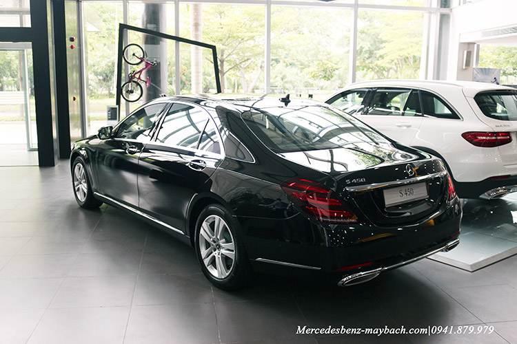 Khả năng vận hành của Mercedes S450 L