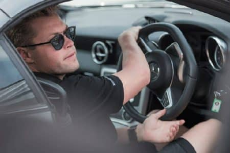 Cùng Mercedes-Benz trải nghiệm tốc độ