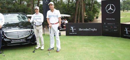 mercedes-trophy