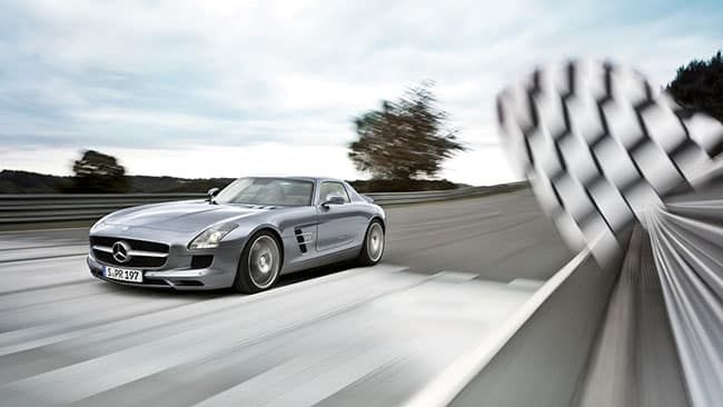 Mercedes AMG luôn mang tới sự thu hút mãnh liệt