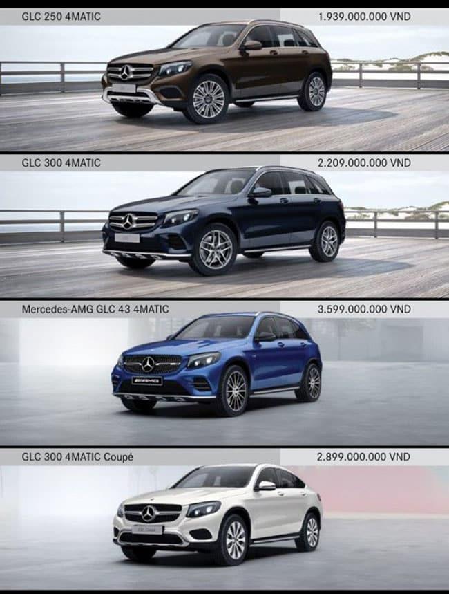 Giá thành mẫu xe mới