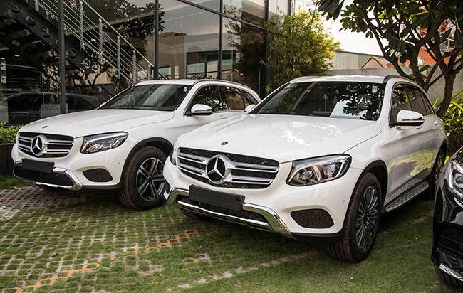 Mercedes-Benz GLC 200 mới và GLC 250 4Matic khác nhau ở đâu?