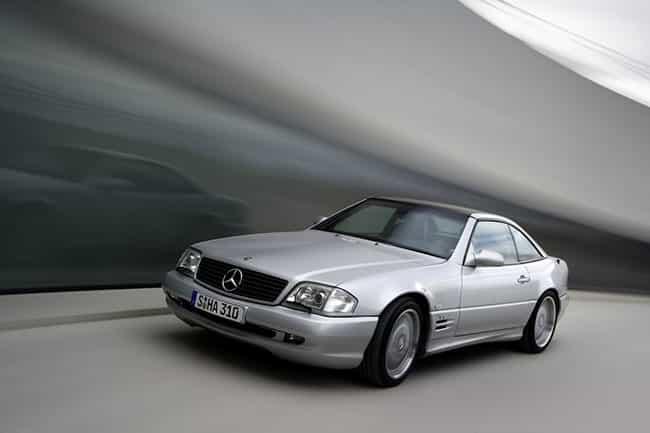 SL73 AMG 1998