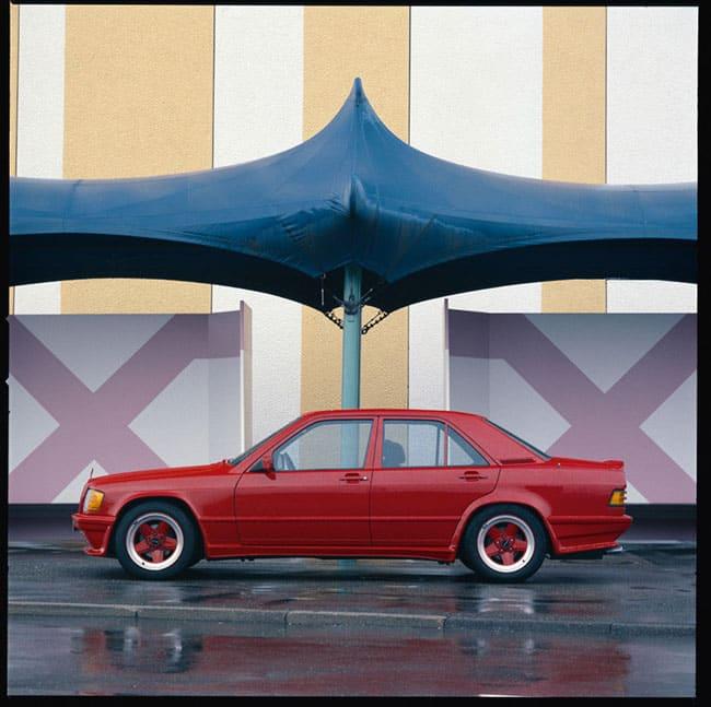 190E AMG 1984