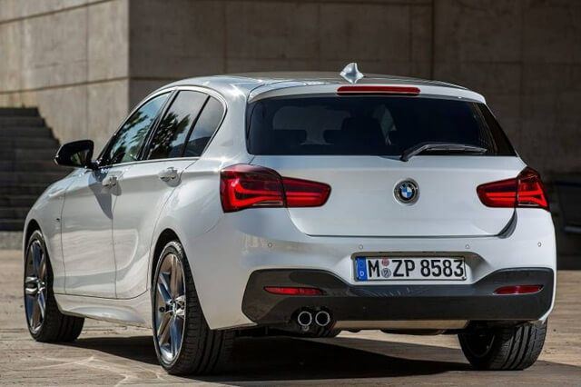 Thiết kế BMW 118i