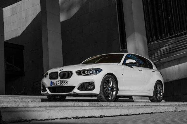 Giá xe BMW 118i 2018