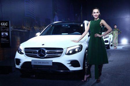 Hơn 4.800 chiếc Mercedes GLC bị triệu hồi tại Việt Nam