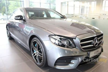 Mercedes-Benz Việt Nam sắp cho ra mắt chiếc E-Class mới