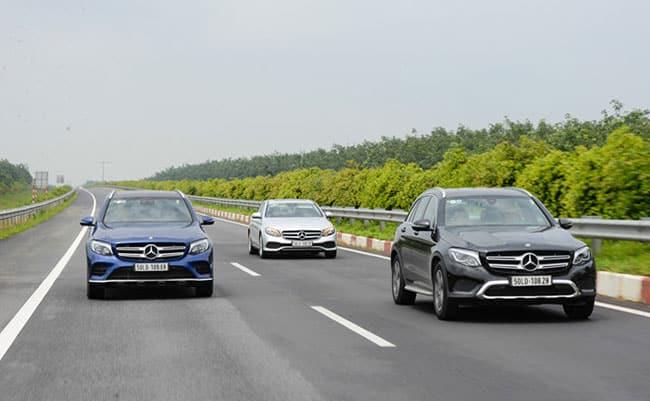Giá xe Mercedes Benz tăng trước tết 2019