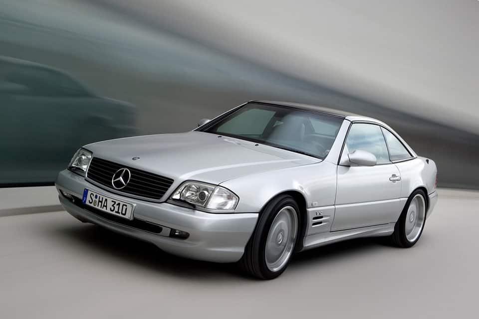 Mercedes-Benz SL73 AMG