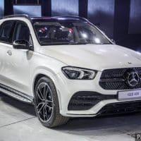 Mercedes-Ben GLE 450 4matic