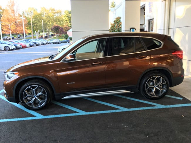 xe BMW X1