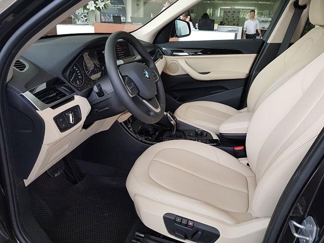 Thiết kế của xe BMW X1