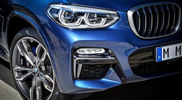 Thiết kế của xe BMW X3