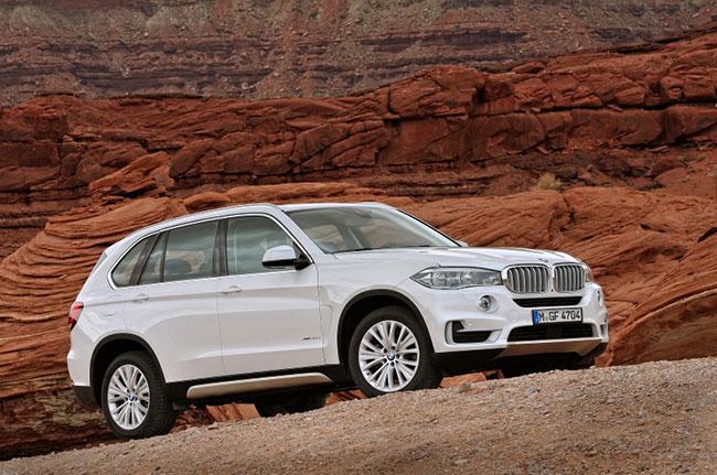 Khả năng vận hành của xe BMW X5