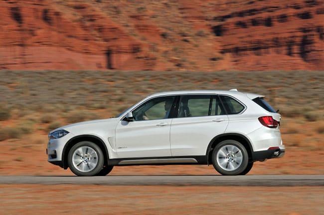 An toàn an ninh của xe BMW X5