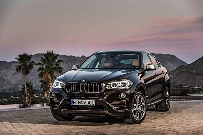 Xe BMW X6 giá bao nhiêu?