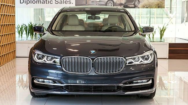 Xe BMW 730li giá bao nhiêu