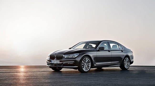 Chế độ vận hành của xe BMW 740Li