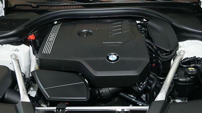 Khả năng vận hành của xe BMW 530i