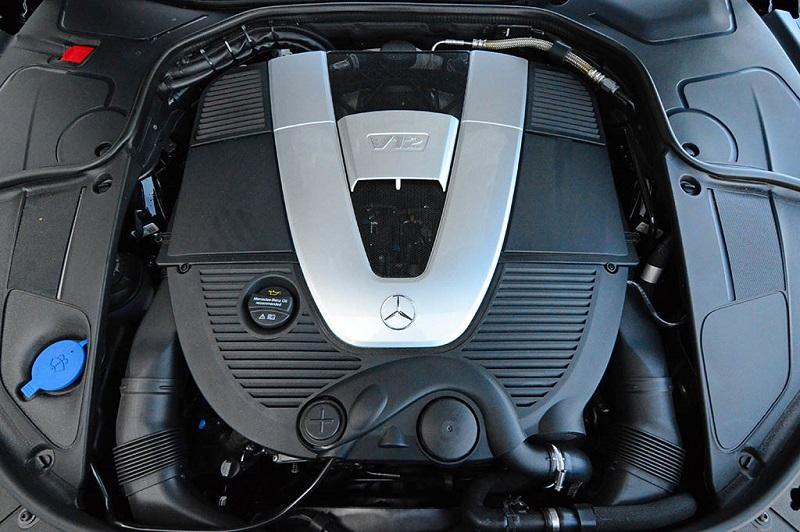 Động cơ Mercedes S650 Maybach thỏa mãn các tay lái bởi sức mạnh vượt trội