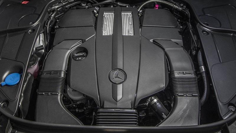 Khả năng vận hành Mercedes-Benz S450