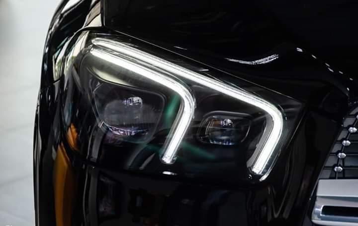 Multi-beam LED mercedes gle 450