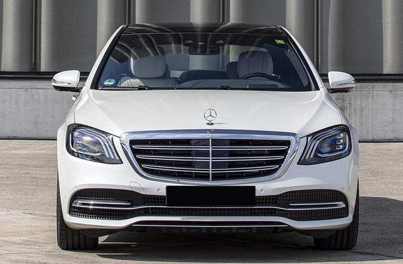 Mercedes S450 đảm bảo an toàn và tiện nghi trên mọi hành trình