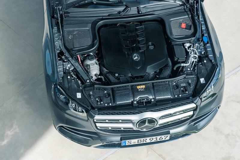 Vận hành của Mercedes-Benz GLS 2020