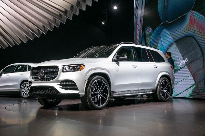 Giá xe Mercedes GLS 2020 tại triển lãm New York Auto Show 2019