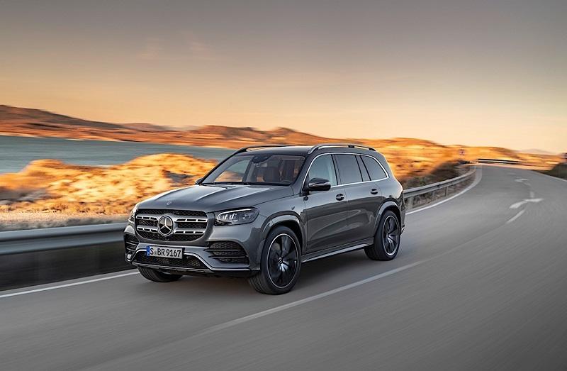 Giá xe Mercedes GLS 2020 dự đoán tại thị trường Việt Nam