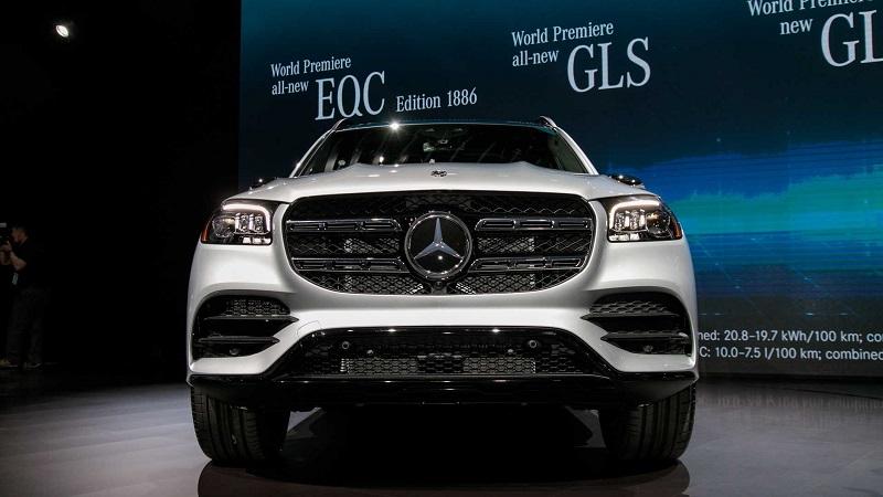Màn ra mắt ấn tượng của Mercedes GLS 2020 tại New York Auto Show 2019