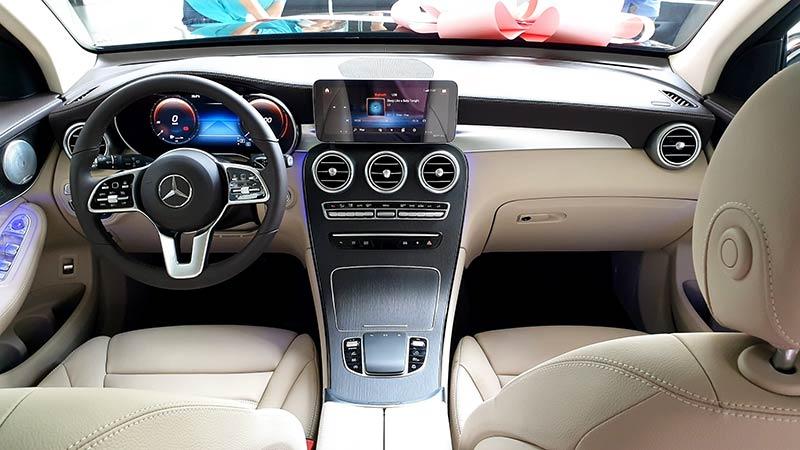 cabin xe mercedes glc 300