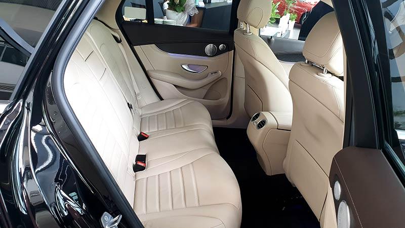 nội thất mercedes glc 300 facelift