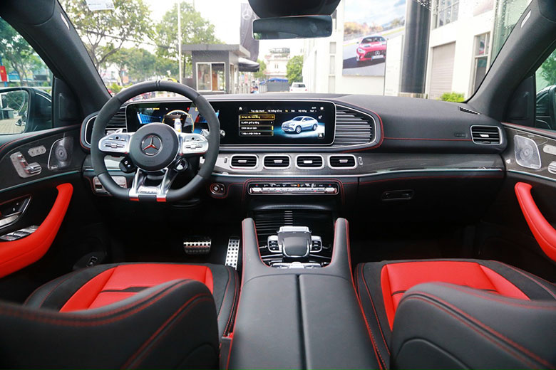 Mercedes GLE 53 AMG 4Matic Coupe